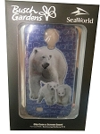 Sea World Samsung Galaxy 4 Phone Case - Polar Bear with Cubs