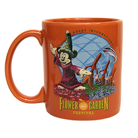 Disney Coffee Mug - Flower and Garden Festival 2015