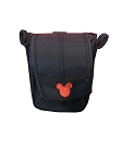 Disney Digital Camera Case - Mickey Mouse Icon and Strap