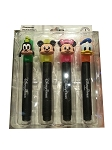Disney Character Highlighters - Mickey Mouse and Friends - Set of 4