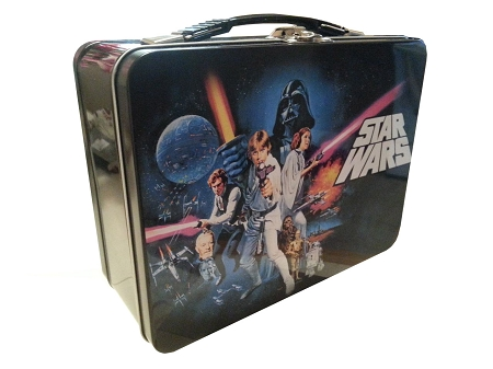 Disney Lunch Box - Star Wars Weekend 2014 - Metal