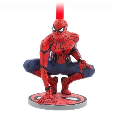 - Disney Sketchbook Christmas Ornament - Spiderman
