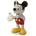 Disney Arribas Figurine - Mickey Mouse - Jeweled