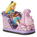 Disney Jim Shore Figure - Alice in Wonderland Ride