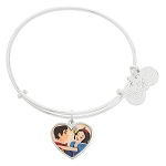 Disney Alex and Ani Bracelet - Snow White and Prince - Valentine's Day