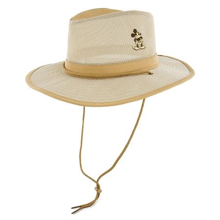 d2b61e227 Disney Sun Hat for Men - Mickey Mouse Sunwear - Mesh