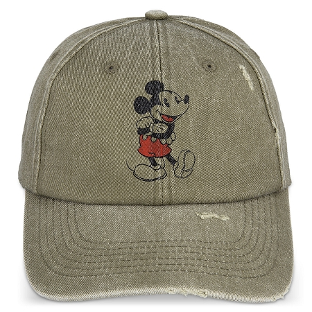 ff16208a333 Add to My Lists. Disney Hat - Baseball Cap - Classic Mickey Mouse ...