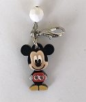 Disney Dangle Charm - Charmed in the Park - Mickey Mouse 3D