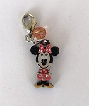 Disney Dangle Charm - Charmed in the Park - Minnie Mouse 3D