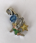 Disney Dangle Charm - Charmed in the Park - Jeweled Tinker Bell