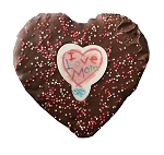 Disney Minnie's Bake Shop - Mother's Day - I Love Mom Heart