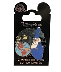 Disney Teacher Day Pin - 2018 Teacher's Day - Merlin and Archimedes