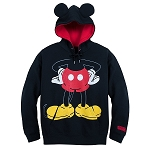 Disney Pullover Hoodie for Men - I am Mickey Mouse