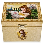 Disney Musical Jewelry Box - Belle - Beauty and the Beast - Large