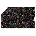 Disney Throw Blanket - I Am Mickey Mouse