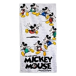 Disney Beach Towel - Mickey Mouse Timeless