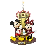 Disney Christmas Ornament - Hollywood Studios - Mickey and Minnie