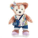 Disney Plush - 2018 ShellieMay the Disney Bear - Walt Disney World