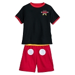 Disney Pajama Set for Boys - I am Mickey Mouse
