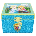 Disney Musical Jewelry Box - Anna and Elsa - Frozen - Large