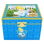 Disney Musical Jewelry Box - Princess Cinderella - Large