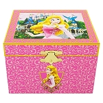Disney Musical Jewelry Box - Aurora - Sleeping Beauty - Large