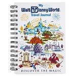 Disney Spiral Journal - Walt Disney World Passport