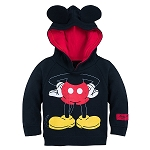 Disney Pullover Hoodie for Baby - I am Mickey Mouse