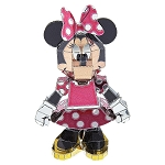 Disney 3D Model Kit - Minnie Mouse - Metal