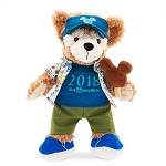 Disney Plush - 2018 Duffy the Disney Bear - Walt Disney World
