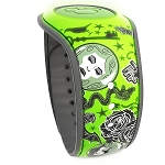 Disney Magic Band 2 - The Haunted Mansion Collage