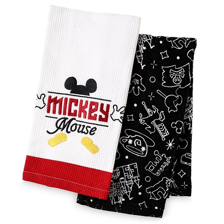 Disney Kitchen Towel Set - I Am Mickey Mouse - Set of 2