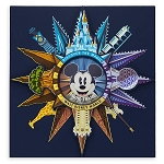 Disney Photo Frame - Walt Disney World Compass