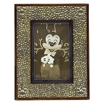 Disney Photo Frame - Mickey Mouse Hammered Metal - 4 x 6