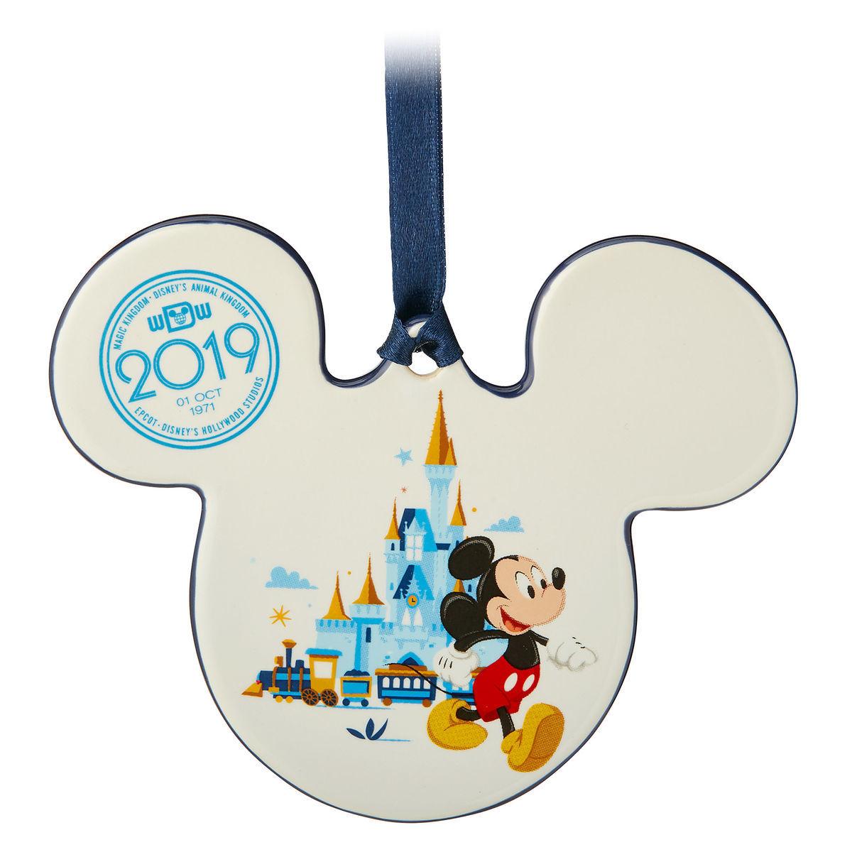 Disney Disc Ornament