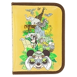 Disney Stationery Kit - Mickey Mouse and Friends Safari Zip-Up