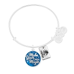 Disney Alex and Ani Bracelet - RunDisney - Make Your Own Magic