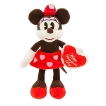 Disney Valentine's Day Plush - 2018 Minnie Mouse Pie Eyed - 9