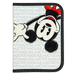 Disney Stationery Kit - Mickey Mouse Zip-Up