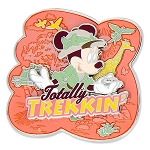 Disney Minnie Mouse Pin - Totally Trekkin