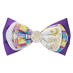 Disney Swap your Bow - It's a Small World Headband Bow Clip
