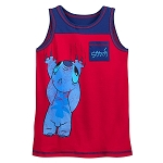 Disney Tank Top for Boys - Stitch - Experiment 626 - Red
