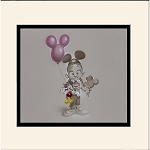 Disney Noah Art Print - Disney Fan - Making Mickey Memories