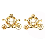 Disney Rebecca Hook Earrings - Cinderella Carriage