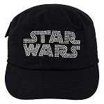 Disney Hat - Cadet Cap - Star Wars Rebel - Rhinestone