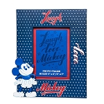 Disney Photo Frame - Mickey Mouse Americana - Laugh Love Mickey