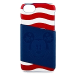 Disney iPhone 8/7 Case - Mickey Americana with Pocket