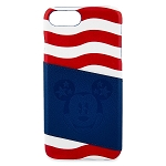 Disney iPhone 8/7 Plus Case - Mickey Americana with Pocket
