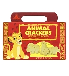Disney Animal Crackers - The Lion King - 2 oz