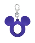 Disney MagicKeepers - Mickey Mouse Lanyard Clip - Purple